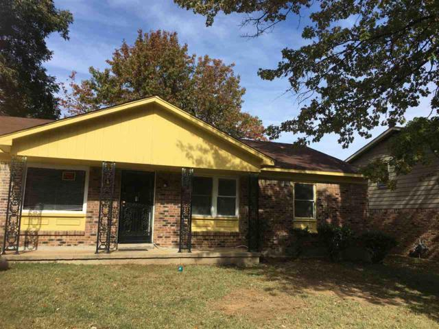 4878 Foxhall Dr, Memphis, TN 38118 (#10040147) :: ReMax Experts
