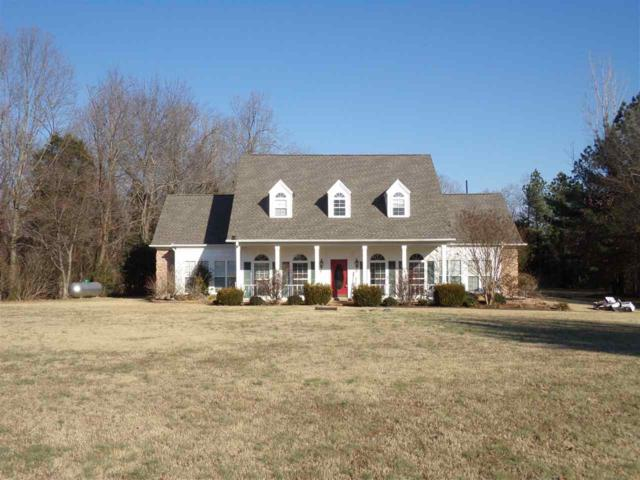 1160 Newcastle Dr, Bolivar, TN 38008 (#10040465) :: RE/MAX Real Estate Experts