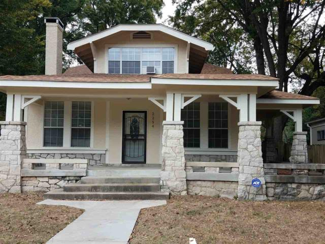 2254 Madison Ave, Memphis, TN 38104 (#10040590) :: ReMax Experts