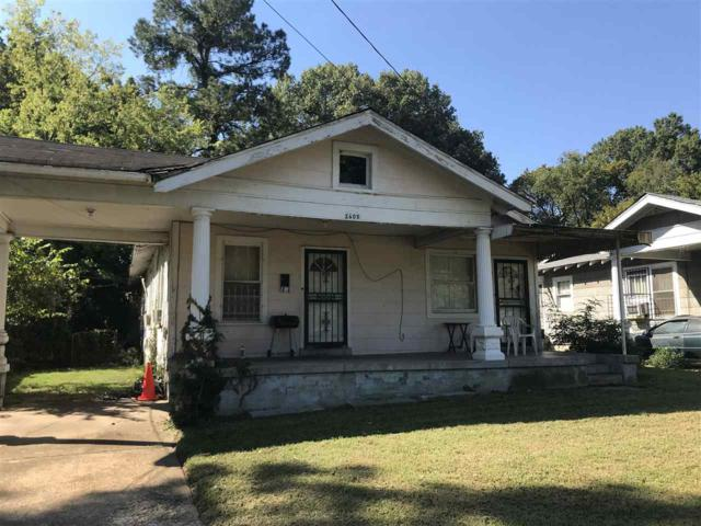 2605 Everett St, Memphis, TN 38112 (#10040659) :: ReMax Experts