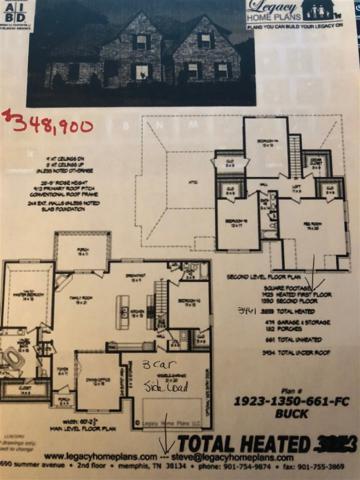 4498 Windway Cv, Bartlett, TN 38135 (#10040668) :: RE/MAX Real Estate Experts