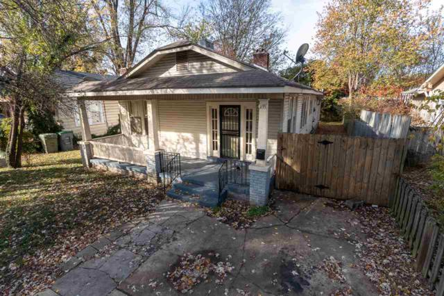 299 N Watkins St, Memphis, TN 38104 (#10040970) :: ReMax Experts
