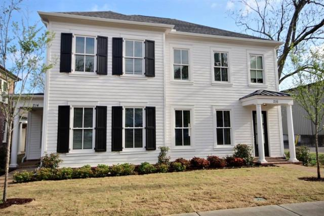 216 E South St, Collierville, TN 38017 (#10041004) :: The Wallace Group - RE/MAX On Point