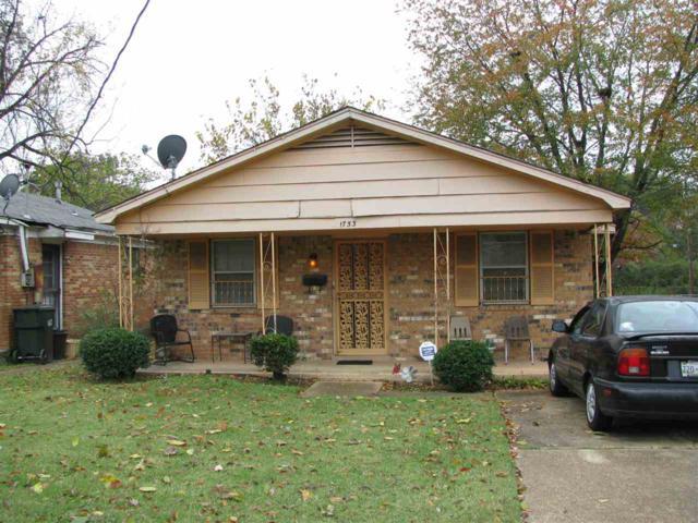 1753 Rile St, Memphis, TN 38109 (#10041035) :: The Melissa Thompson Team