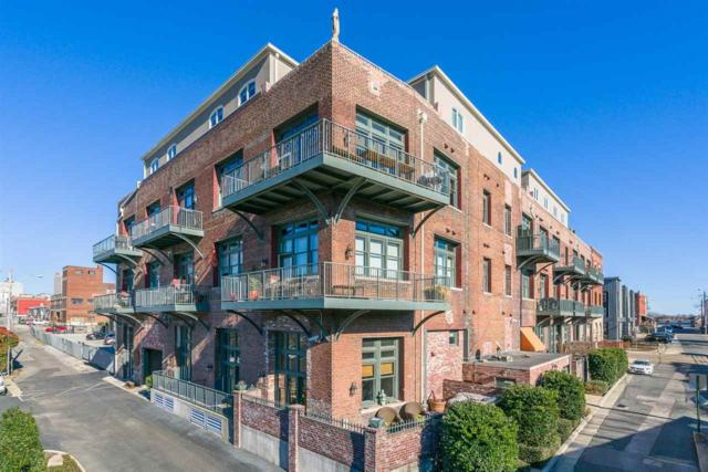 435 S Front St #105, Memphis, TN 38103 (#10041076) :: The Wallace Group - RE/MAX On Point