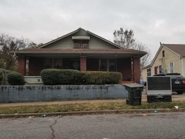 1322 S College St, Memphis, TN 38106 (#10041132) :: The Melissa Thompson Team