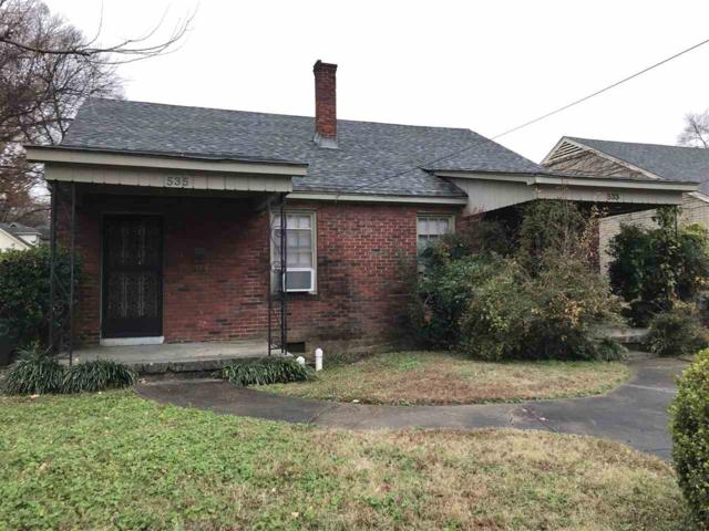 533 & 535 S Barksdale St, Memphis, TN 38104 (#10041956) :: The Home Gurus, PLLC of Keller Williams Realty