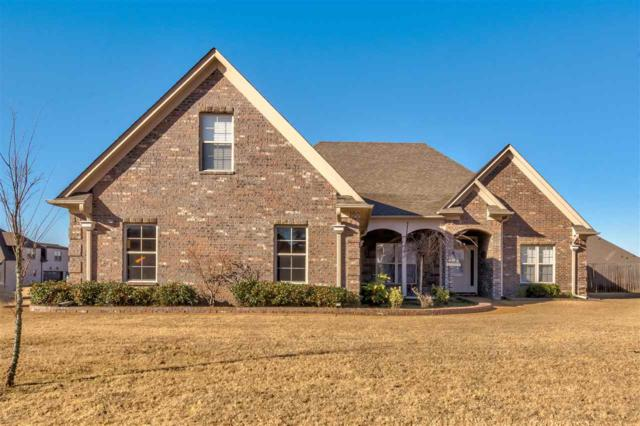 190 Burton Place Dr, Oakland, TN 38060 (#10042638) :: The Wallace Group - RE/MAX On Point