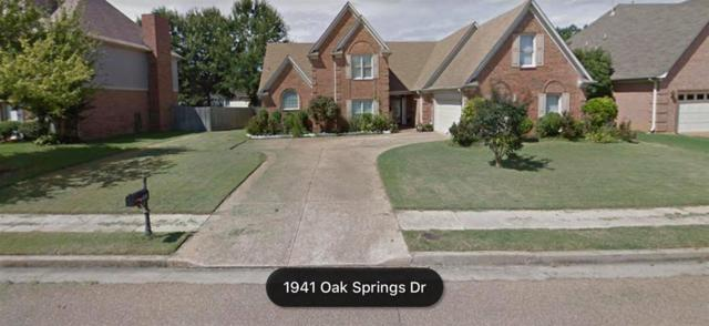 1941 Oak Springs Dr, Memphis, TN 38016 (#10042898) :: All Stars Realty