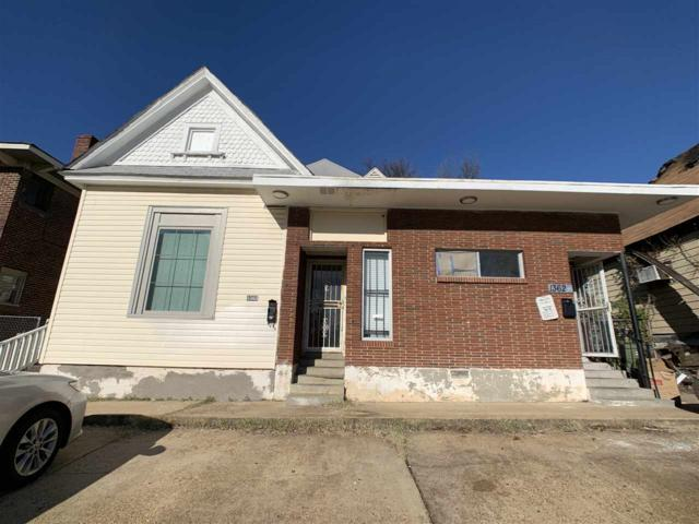 1362 Monroe Ave, Memphis, TN 38104 (MLS #10043256) :: Gowen Property Group | Keller Williams Realty