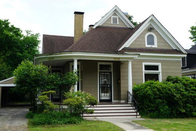1675 Beard Ave, Memphis, TN 38112 (#10043283) :: ReMax Experts