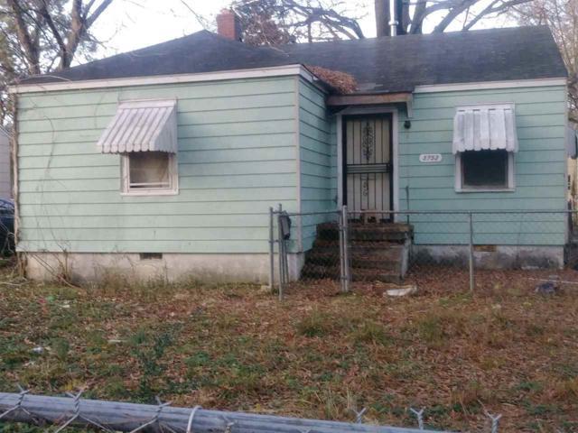 3752 Greenbush Dr, Memphis, TN 38111 (#10043507) :: The Melissa Thompson Team