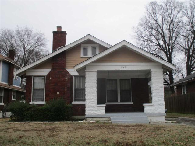 846 N Willett St, Memphis, TN 38107 (#10043583) :: All Stars Realty