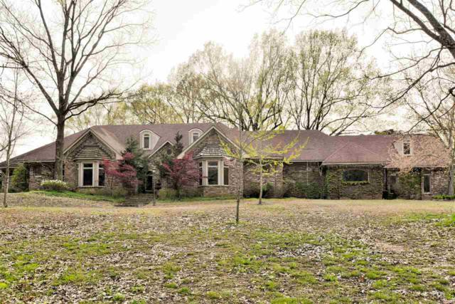 1869 N Pisgah Rd, Unincorporated, TN 38016 (#10043993) :: ReMax Experts