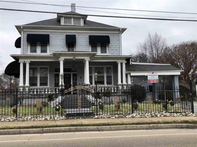 810 E Mclemore Ave, Memphis, TN 38106 (#10044020) :: ReMax Experts