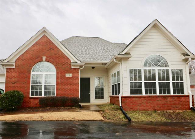 18 Peyton Ridge Cv #28, Collierville, TN 38017 (#10044093) :: ReMax Experts