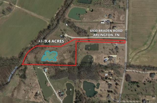 6930 Braden Road Rd, Arlington, TN 38002 (#10044166) :: RE/MAX Real Estate Experts