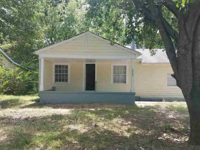 2023 Whitney St, Memphis, TN 38127 (#10044246) :: The Melissa Thompson Team