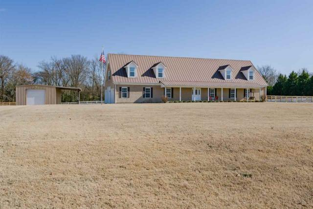 410 Crooked Creek Dr, Unincorporated, TN 38060 (#10044688) :: The Melissa Thompson Team