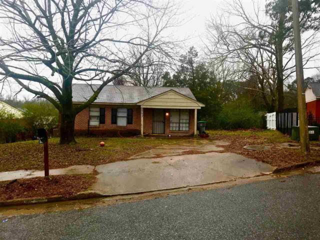 3757 Longmont St, Memphis, TN 38128 (#10044737) :: ReMax Experts