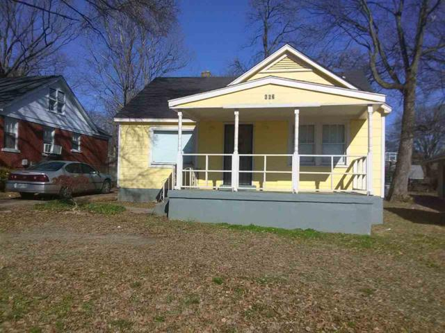 662 E Davant Ave, Memphis, TN 38106 (#10045259) :: The Wallace Group - RE/MAX On Point