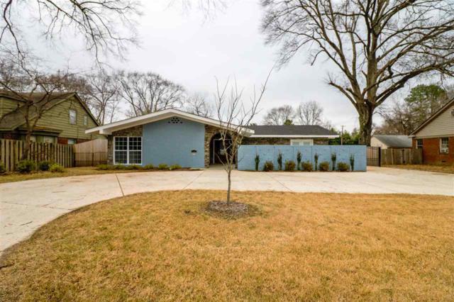 3658 Poplar Ave, Memphis, TN 38111 (#10045414) :: RE/MAX Real Estate Experts