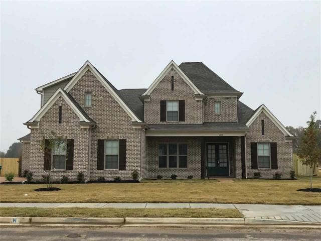 105 Marietta Dr, Oakland, TN 38060 (#10045527) :: The Melissa Thompson Team