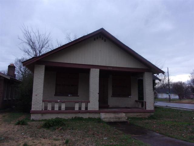 933 N Mcneil St, Memphis, TN 38107 (#10045555) :: All Stars Realty