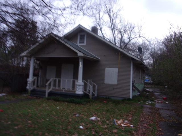 944 Ayers St, Memphis, TN 38107 (#10045563) :: The Melissa Thompson Team