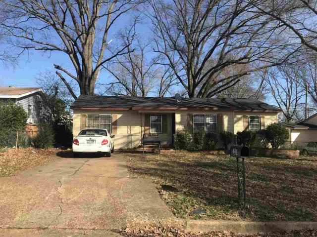 642 Ledbetter Ave, Memphis, TN 38109 (#10045642) :: The Melissa Thompson Team