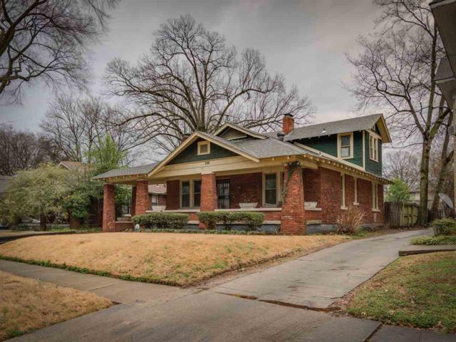 256 N Willett St, Memphis, TN 38112 (#10045876) :: ReMax Experts