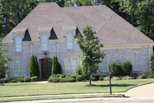 939 Tall Spruce Ln, Collierville, TN 38017 (#10046104) :: The Wallace Group - RE/MAX On Point