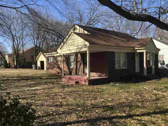 1133 N Highland St, Memphis, TN 38122 (#10046179) :: The Wallace Group - RE/MAX On Point