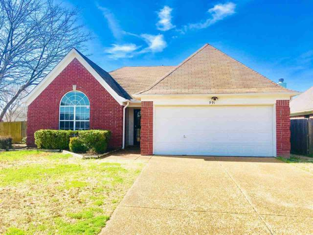 991 Show Boat Cv, Unincorporated, TN 38018 (#10046191) :: The Wallace Group - RE/MAX On Point