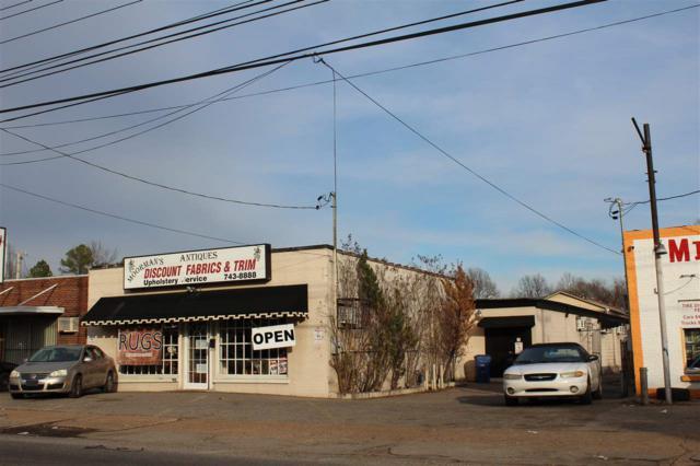 1680 Getwell Rd, Memphis, TN 38111 (#10046363) :: JASCO Realtors®