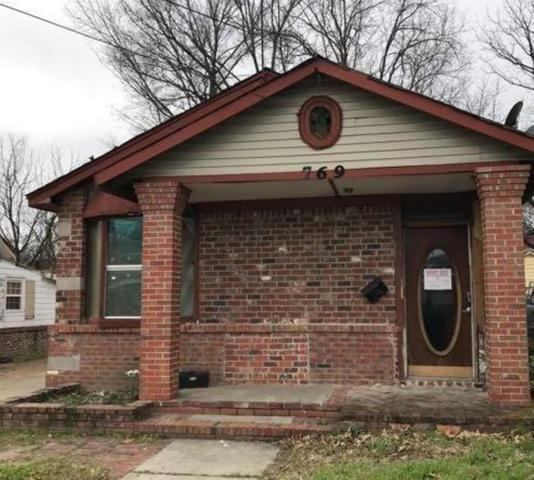 769 Cella St, Memphis, TN 38114 (#10046464) :: The Wallace Group - RE/MAX On Point