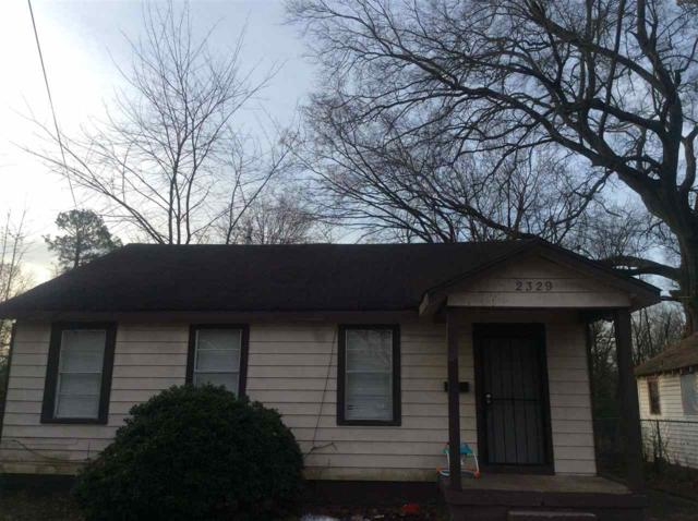 2329 Lowell Ave, Memphis, TN 38114 (#10046501) :: The Wallace Group - RE/MAX On Point