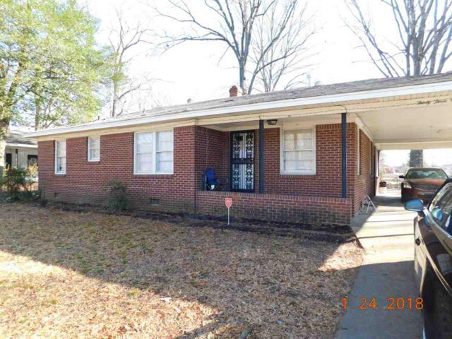 3382 Frayser School Dr, Memphis, TN 38127 (#10046710) :: The Melissa Thompson Team