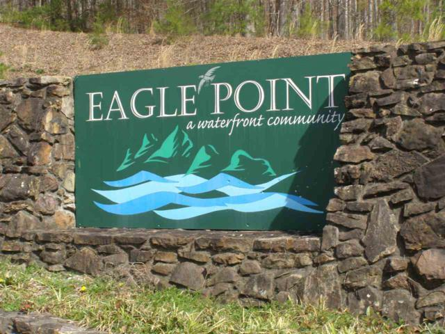 LOT 1 PHASE 2 Eagle Point Dr, Pickwick Lake, AL 35616 (#10046739) :: The Melissa Thompson Team