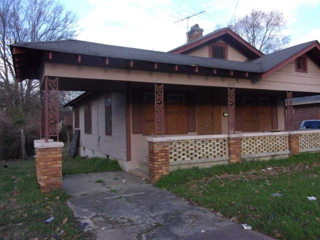 1053 N Highland Ave, Memphis, TN 38122 (#10046903) :: The Melissa Thompson Team
