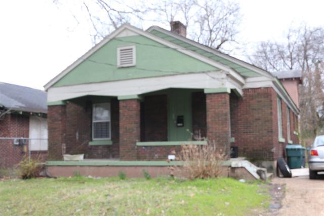 1727 Walker Rd, Memphis, TN 38114 (#10047143) :: Bryan Realty Group