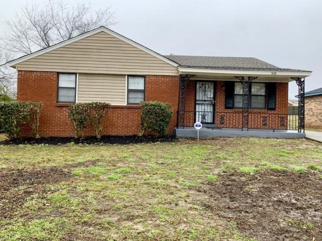 308 Washburn Dr, Memphis, TN 38109 (#10047198) :: The Wallace Group - RE/MAX On Point