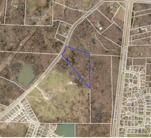 LOT 494 New Brownsville Rd, Unincorporated, TN 38135 (#10047211) :: All Stars Realty