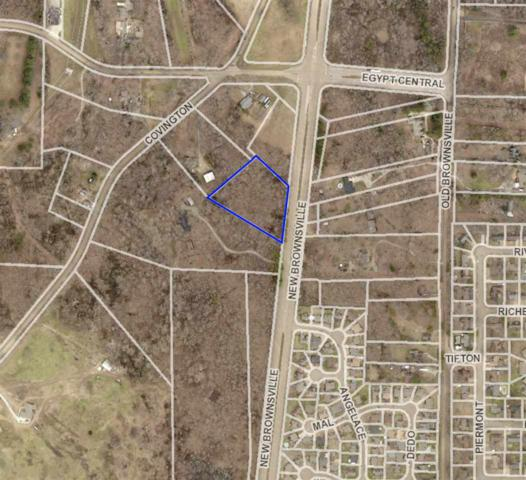 LOT 493 New Brownsville Rd, Unincorporated, TN 38135 (#10047212) :: All Stars Realty