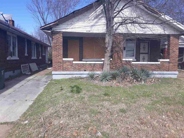 840 Chelsea Ave, Memphis, TN 38107 (#10047236) :: All Stars Realty
