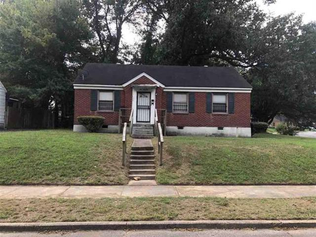 1019 Hudson St, Memphis, TN 38112 (#10047672) :: The Wallace Group - RE/MAX On Point