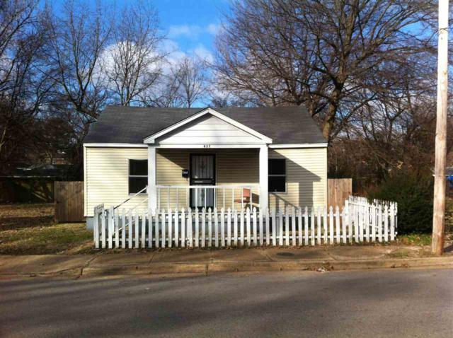 837 Hilton St, Memphis, TN 38114 (#10047817) :: All Stars Realty