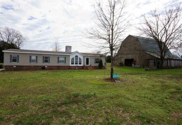 1400 Ina Rd, Unincorporated, TN 38075 (#10047894) :: ReMax Experts