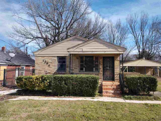 1284 Breedlove St, Memphis, TN 38107 (#10048111) :: ReMax Experts