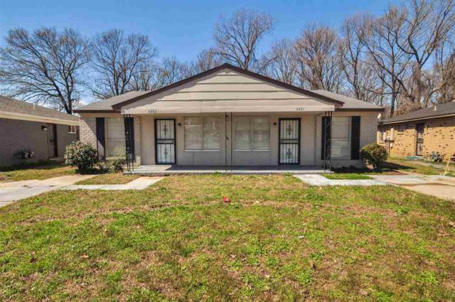 4481 Sumners Wells Rd, Memphis, TN 38118 (#10048630) :: J Hunter Realty